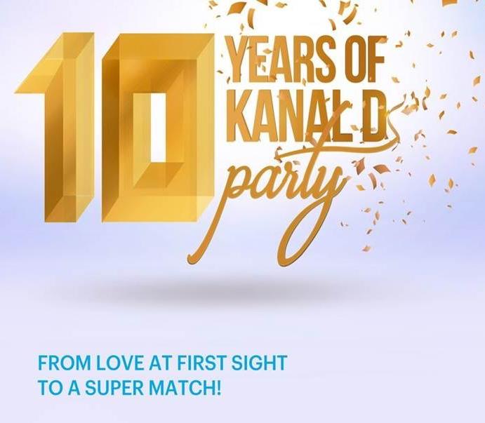 KanalD 10 ani